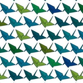 Randomised Darker Cranes for Allison