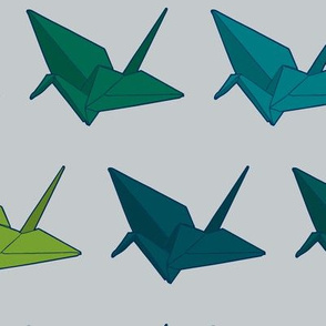Cranes for Brian