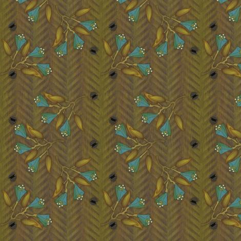 ©2011 wood work fabric by glimmericks on Spoonflower - custom fabric