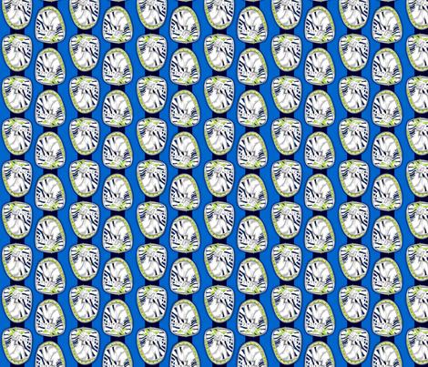 ©2011 virgo fabric by glimmericks on Spoonflower - custom fabric