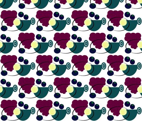 breakfast2 fabric by kdmaher on Spoonflower - custom fabric