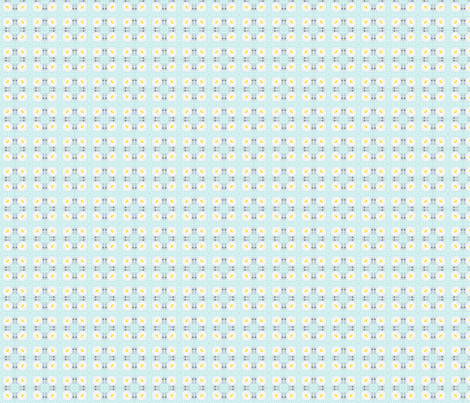 Sunny Side Up fabric by mcbirch on Spoonflower - custom fabric