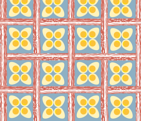 wakey-wakey-II fabric by bjork on Spoonflower - custom fabric
