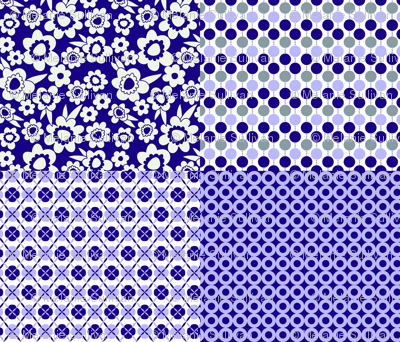 Purple Sampler
