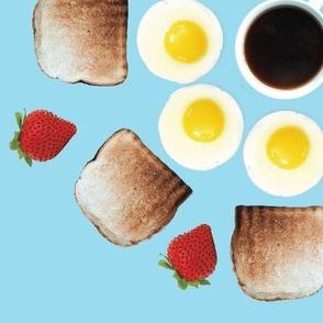 part of a balanced breakfast