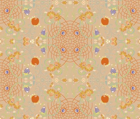 fruit_fabric fabric by 1stpancake on Spoonflower - custom fabric