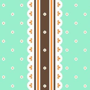 Chocolate Ribbon - Peppermint