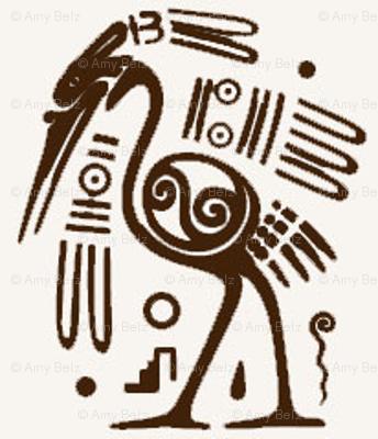 Rmayan-animal-symbols-and-male-head-profile_preview