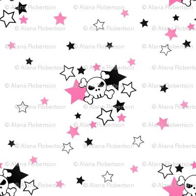 Skulls And Stars