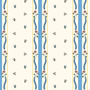 1770-1775 French Stripe