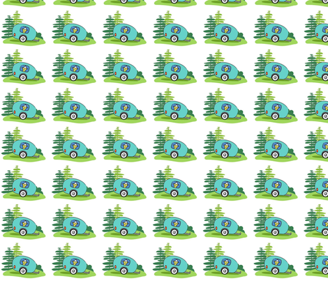 Cozy Tin Can fabric by mcbirch on Spoonflower - custom fabric