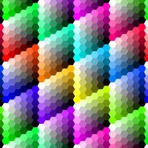 triangle ribbon palette 5