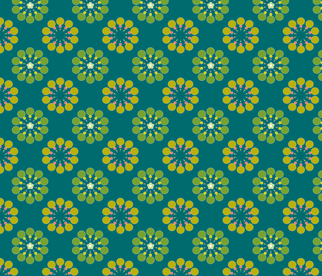 psy_dots_vert fabric by nadja_petremand on Spoonflower - custom fabric