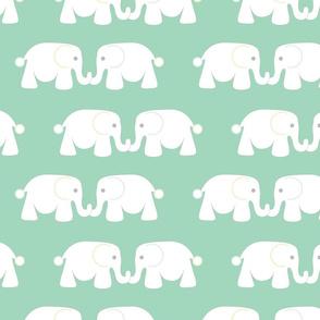 ElephantBuddiesGreen