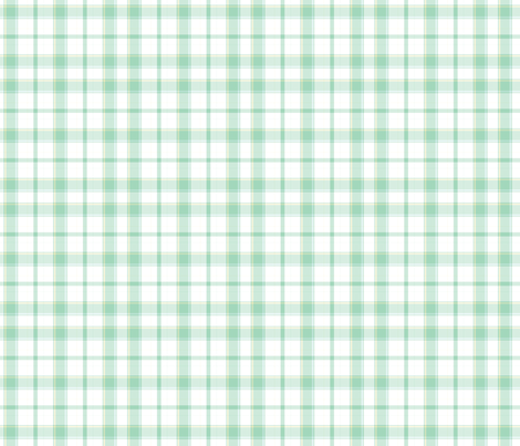 Chunky Plaid fabric by reannalilydesigns on Spoonflower - custom fabric