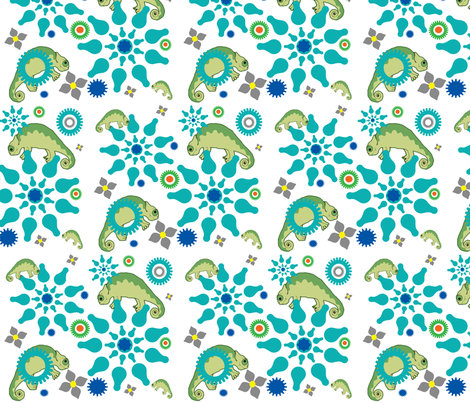 boys_need_flowers_too fabric by snork on Spoonflower - custom fabric