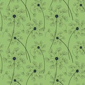 dandelion scrubs