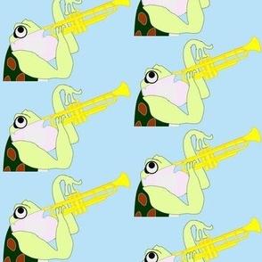 Trumpeter Frog