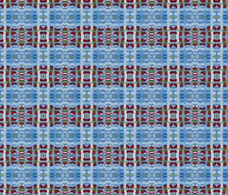 Mad Plaid fabric by susaninparis on Spoonflower - custom fabric