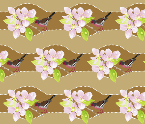serenity  fabric by paragonstudios on Spoonflower - custom fabric
