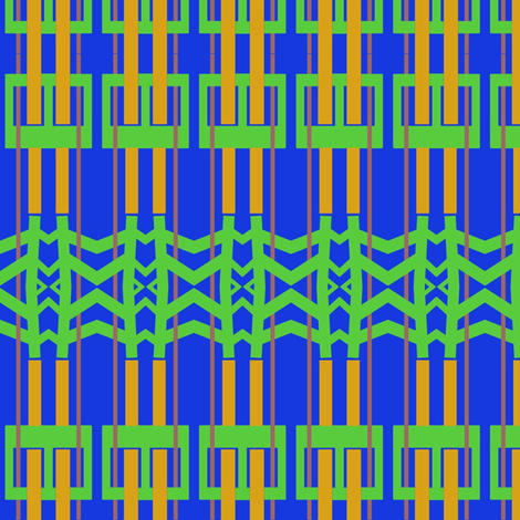 Shoelaces fabric by boris_thumbkin on Spoonflower - custom fabric
