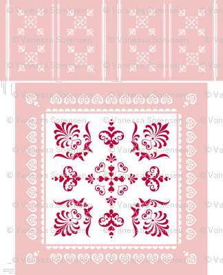 PinkTablecloth