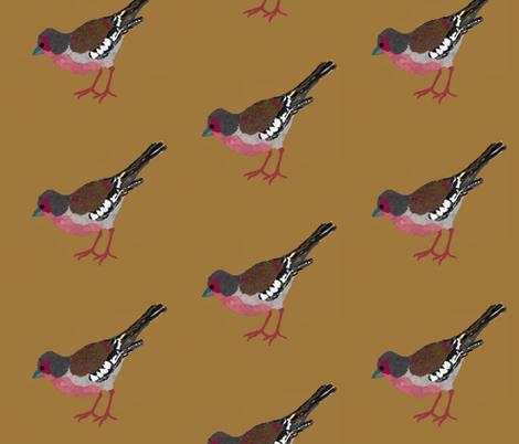 birdie fabric by paragonstudios on Spoonflower - custom fabric