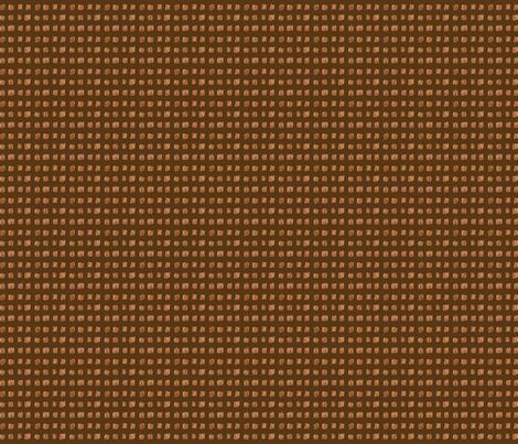 Ikat Tone - brown fabric by katrinazerilli on Spoonflower - custom fabric