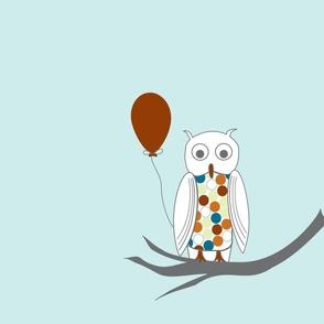 What a Hoot-Big Owl