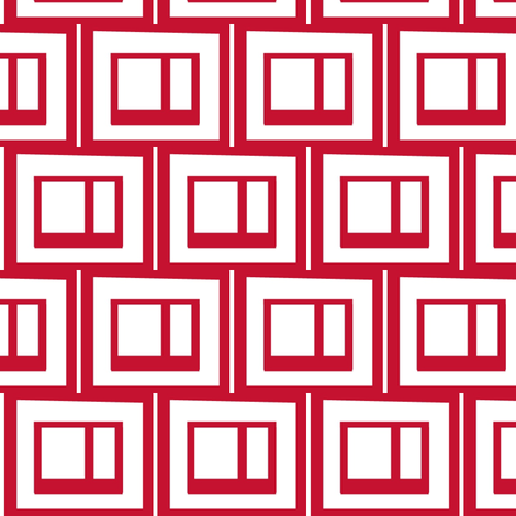 Windows of Windows fabric by boris_thumbkin on Spoonflower - custom fabric