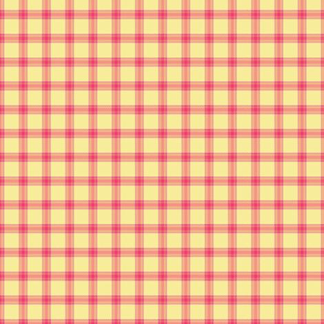 Lisa Plaid fabric by captiveinflorida on Spoonflower - custom fabric