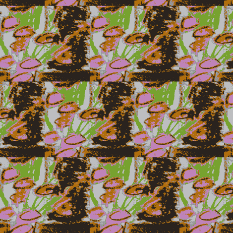 Crepe Myrtle Tea Frock fabric by susaninparis on Spoonflower - custom fabric