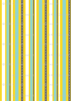Punctuation Stripe