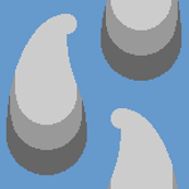 00497550 : paisley shells 2