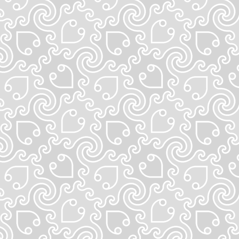 decapod 2-colour (vc) fabric by sef on Spoonflower - custom fabric