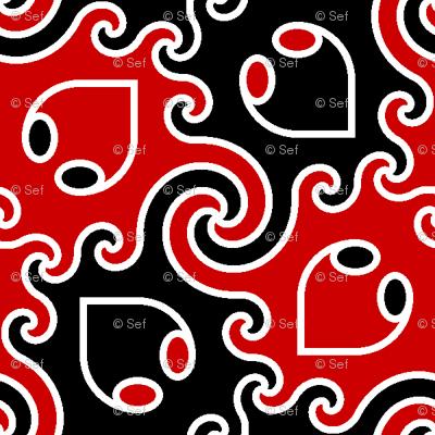decapod 2-colour (ve)