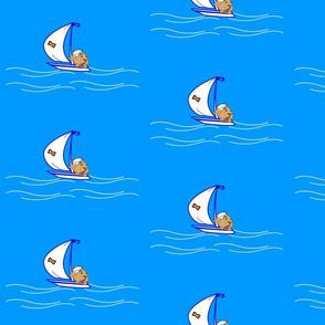baby blue single 2