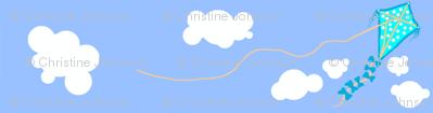 monkey island /floating kite