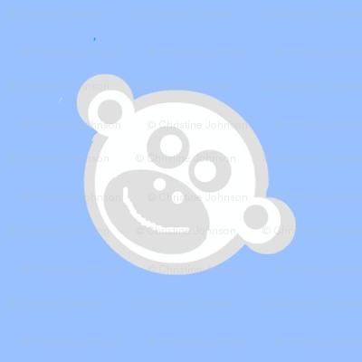 monkey cloud