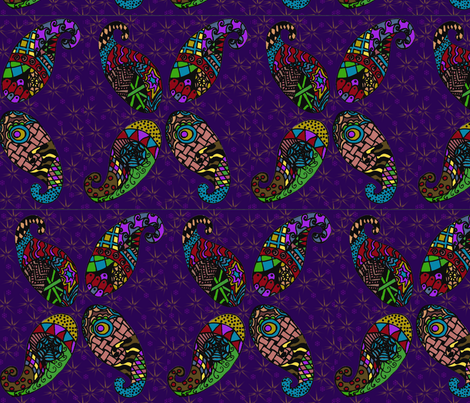 paisley_dreams fabric by reblake on Spoonflower - custom fabric