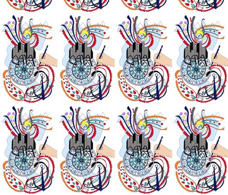 NMIDBW fabric by heatherdawn on Spoonflower - custom fabric