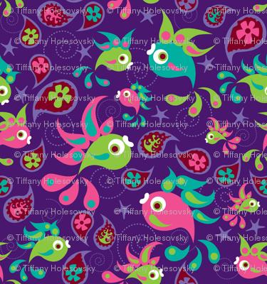 Paisley Fish