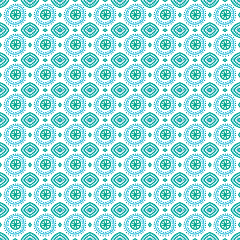 FloridaHoliday_10 fabric by tallulahdahling on Spoonflower - custom fabric