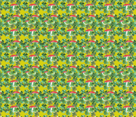 chance_et_fortune fabric by nadja_petremand on Spoonflower - custom fabric
