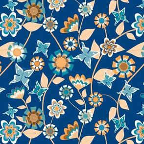 Folk Floral 2
