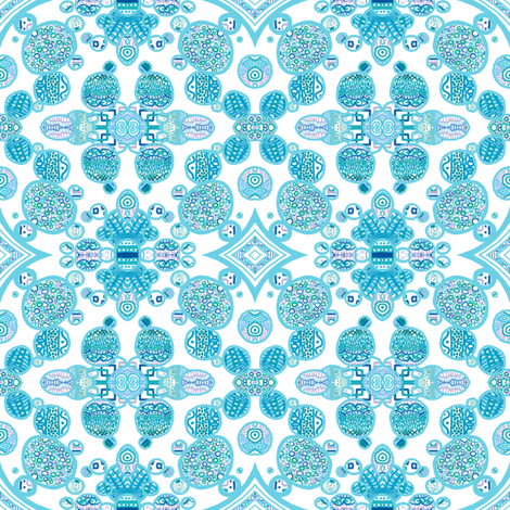 FloridaHoliday2_#7 fabric by tallulahdahling on Spoonflower - custom fabric