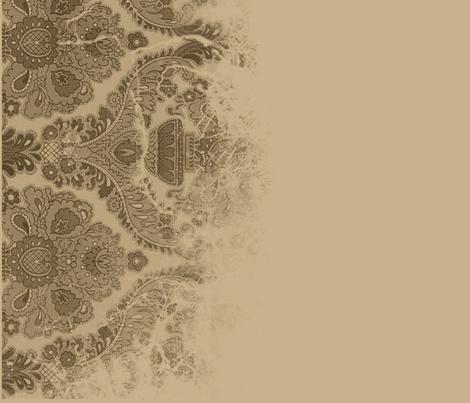 Steampunk Fabric for Lolita Dress - Bodice fabric by madamemiau on Spoonflower - custom fabric