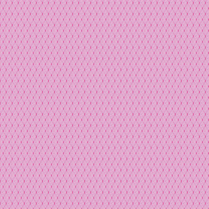 Pink Point d'Esprit-ch