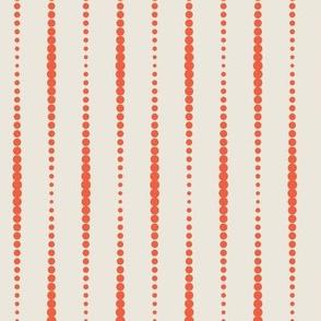 Orange Dots 2