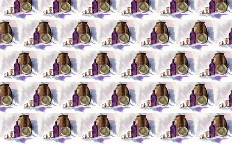 Jarscape fabric by afremov_designs on Spoonflower - custom fabric